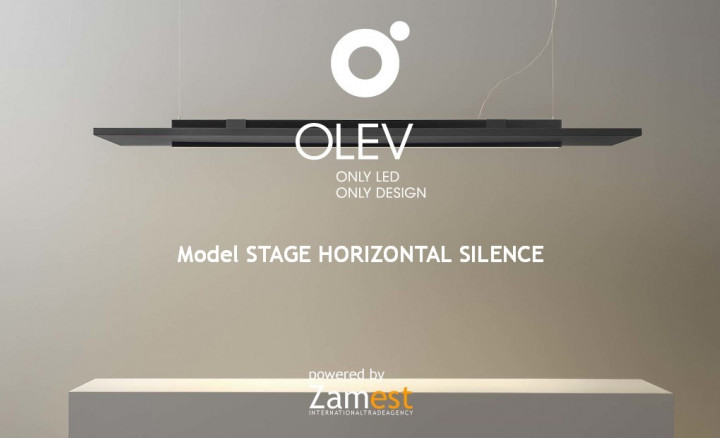 Stage Horizontal Silence by Olev