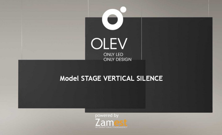 Stage Vertical Panel by Olev