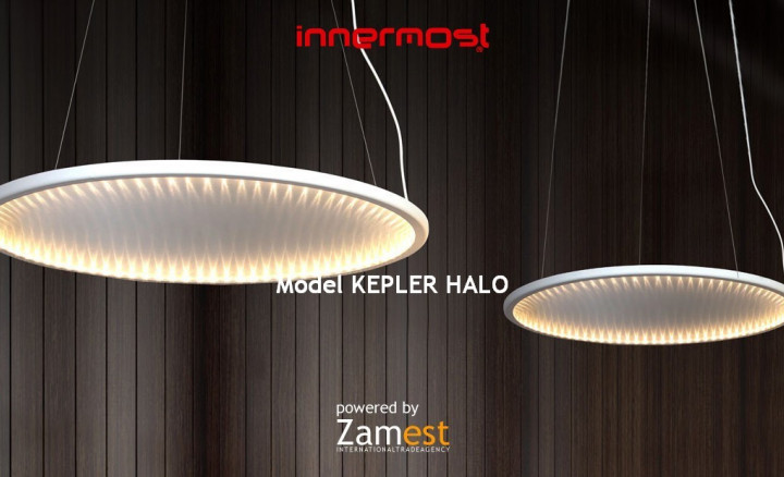 Kepler Halo by Innermost