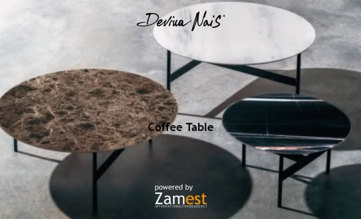 Coffee Table by Devina Nais