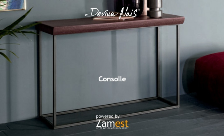 Consolle by Devina Nais