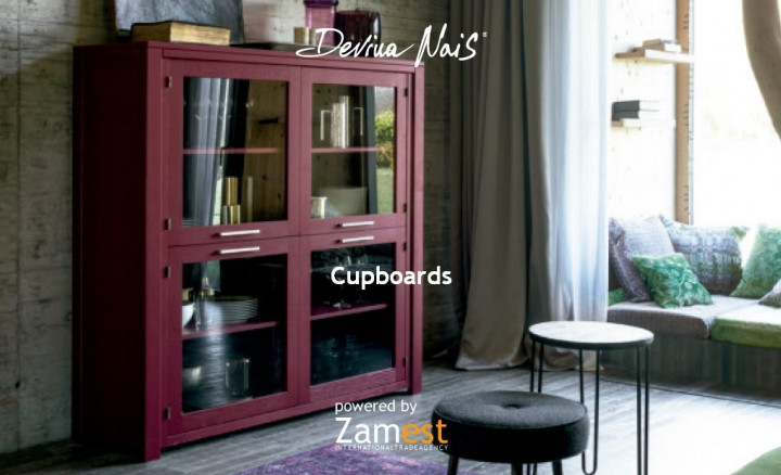 Cupboards by Devina Nais