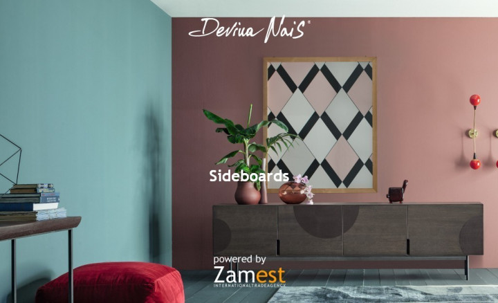 Sideboards by Devina Nais