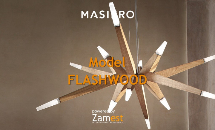 Flashwood by Masiero