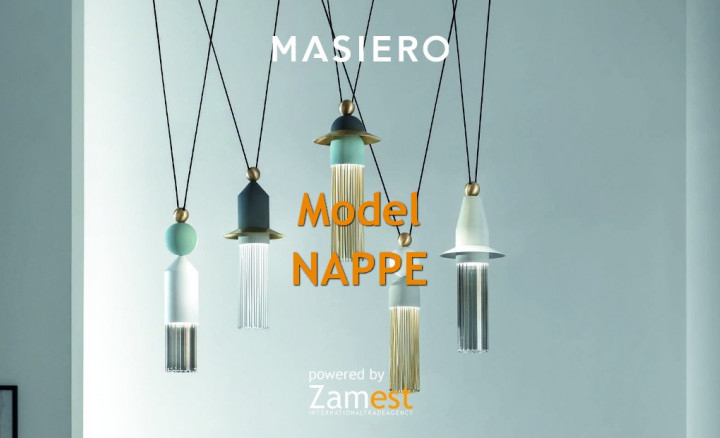 Nappe by Masiero