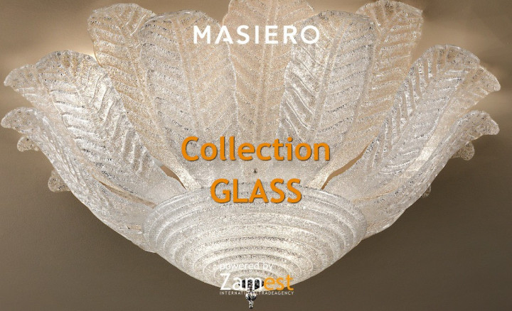 Collection Glass by Masiero