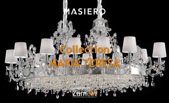 Collection Maria Teresa by Masiero
