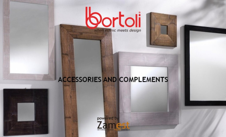 Accessories and Complements by Bortoli